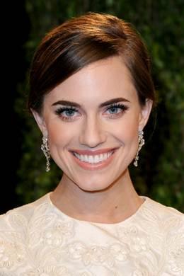 Vanity Fair Oscars Party Makeup: Allison Williams