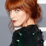 Grammys Makeup: Florence Welch