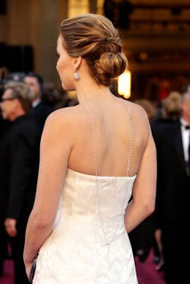 Video: How To Get Jennifer Lawrence's Oscars Hairstyle