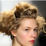 Fairytale Hair At Lela Rose's AW 2013 Show