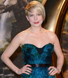 Makeup: Michelle Williams, 'Oz The Great And Powerful' Premiere