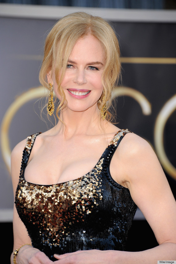 Nicole Kidman 2013 Oscars