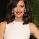 Vanity Fair Oscars Party Makeup: Rose Byrne