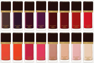 Dr. Lisa Airan Is Giving Away A TOM FORD SET OF NAIL POLISHES