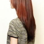 Hair Color: Reverse Ombre