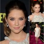 Makeup: Ashley Benson At The 'Spring Breakers' Premiere