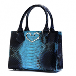Ramiro Encizo The Petit Noor Tote in Mermaid Skin