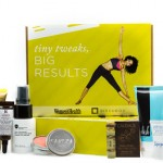 Birchbox x Women's Health: Tiny Tweaks, Big Results Box