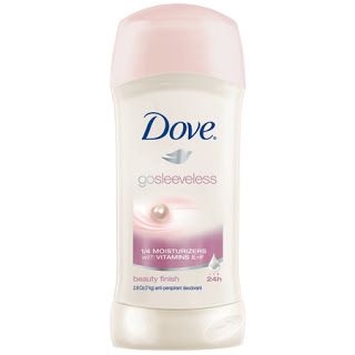 Sponsored: Dove Go Sleeveless Antiperspirant/Deodorant