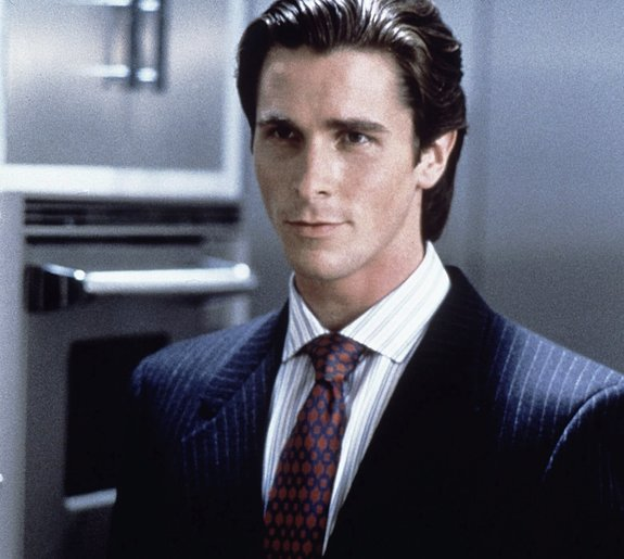 "Fictitious Fragrance Fan: 'American Psycho""s Patrick"