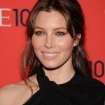 Makeup & Hairstyle: Jessica Biel, Time 100 Gala