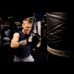 Fitness Blogging Junkie: Boxing With Equinox Trainer Ben Hart
