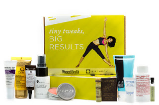 Birchbox Women's Health Tiny Tweaks, Big Results Unboxing Video