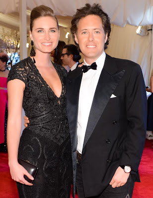 Met Ball 2013 Makeup: Lauren Bush Lauren