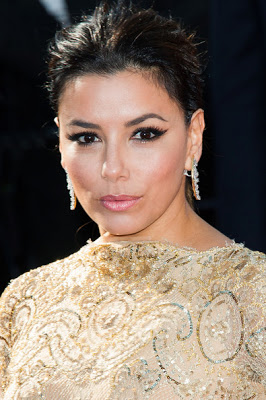Makeup: Eva Longoria At The 'Le Passé' Movie Premiere