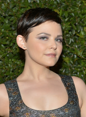 Makeup: Ginnifer Goodwin At MAC Cosmetics & Vogue Dinner Honoring Prabal Gurung