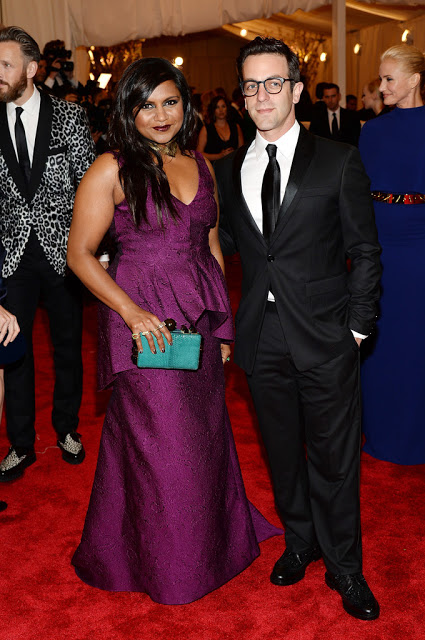 Met Ball 2013 Makeup: Mindy Kaling