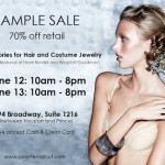 Colette Malouf Sample Sale
