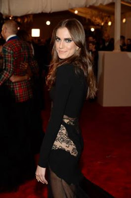 Met Ball 2013 Makeup: Allison Williams