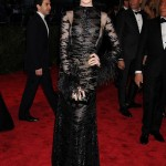 Met Ball 2013: Anne Hathaway Makeup