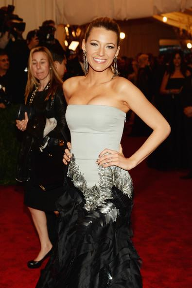 Met Ball 2013 Makeup: Blake Lively