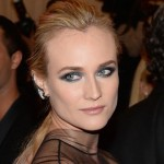 Met Ball 2013 Makeup & Nails: Diane Kruger