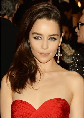 Met Ball 2013 Makeup: Emilia Clarke