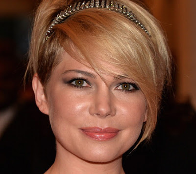 Met Ball 2013 Makeup: Michelle Williams