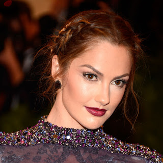 Met Ball 2013 Hairstyle: Minka Kelly