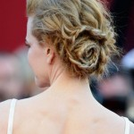Nicole Kidman's Braided Bun Hairstyle At Cannes