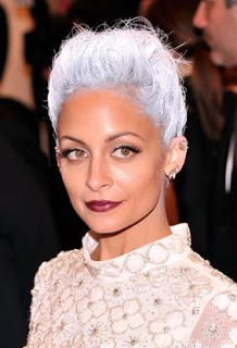 Met Ball 2013 Makeup: Nicole Richie