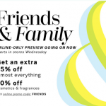 Lord & Taylor Friends & Family Sale