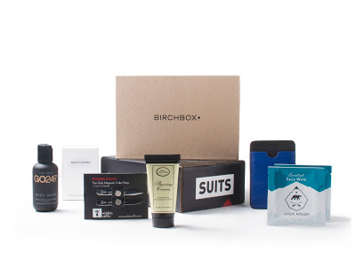 Birchbox X SUITS