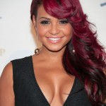 Hairstyle: Christina Milian At The 2013 Miss USA Pageant