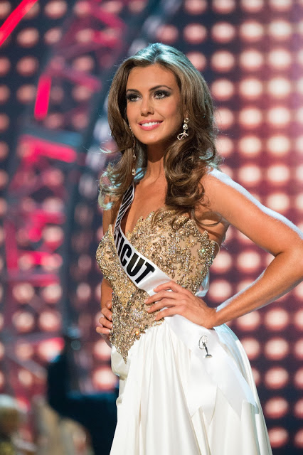 Hairstyle: Miss USA 2013 Erin Brady