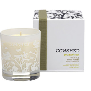 """Cheekily Not In """"Solutions Mode"""": Cowshed Bath And Body Products"""