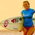 6 Things To Know About Pro Surfer Bethany Hamilton + Win Tampax' Awesomely Active Girls Challenge
