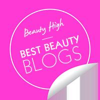 BBJ Included In Beauty High's Top 50 Beauty Blogs List!