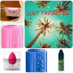 Julia's July Beauty Favorites