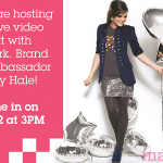 Join Lucy Hale And Me For A Video Chat On August 12