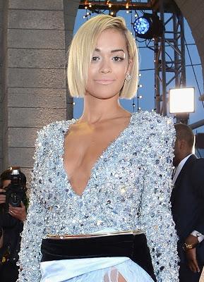 MTV VMA Makeup: Rita Ora