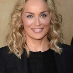 Makeup: Sharon Stone At The 'Lovelace' Premiere
