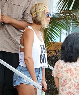 Bye-yonce, Pixie: Beyonce's Got A Bob Hairstyle