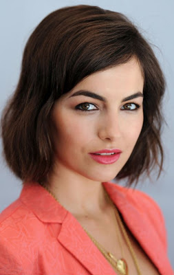 Makeup: Camilla Belle At Lollapalooza
