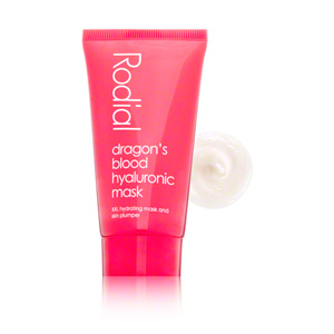On Wednesdays, We Use Pink-packaged Masks From Rodial