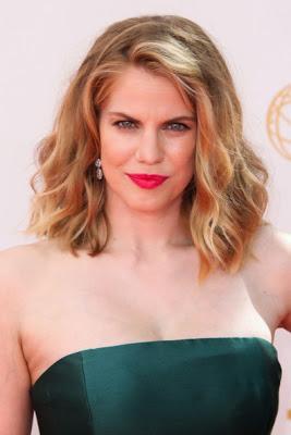 Emmys 2013 Makeup: Anna Chlumsky