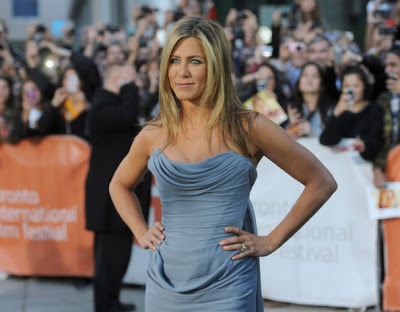 Makeup: Jennifer Aniston Toronto International Film Festival