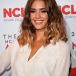 Hair & Makeup How-to: Jessica Alba 2013 ALMA Awards