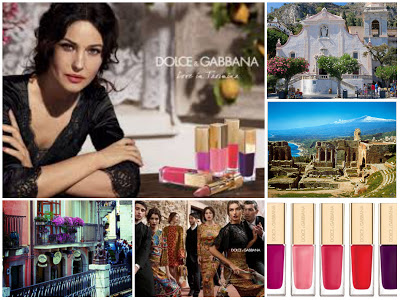 History Lesson / Dolce & Gabbana Taormina Collection Review