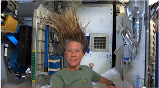 How To Wash Your Hair In Space + More: Destination Procrastination